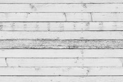 Old white wooden wall. Background texture Royalty Free Stock Photo
