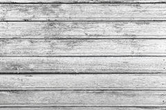 Old white wooden wall. Background texture Royalty Free Stock Image