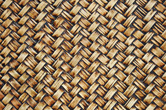 Old wicker texture. Old wood wicker texture as background Royalty Free Stock Photos