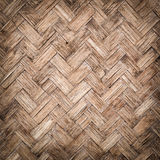 Old wicker texture background. Close up Royalty Free Stock Photos