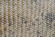 An old wicker texture background Stock Photo