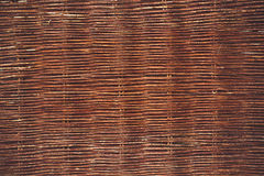 Old Wicker Texture Stock Images
