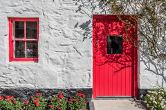 Old Wicklow Cottage Royalty Free Stock Photo