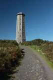 Old wicklow lighthouse. Royalty Free Stock Image