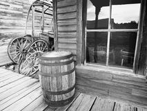 Old wild west royalty free stock photography