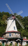 Old wind mill Stock Images