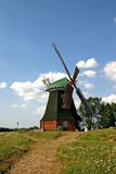 Old Wind Mill. Wind Mill Royalty Free Stock Photo