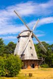 Old wind mill Royalty Free Stock Images