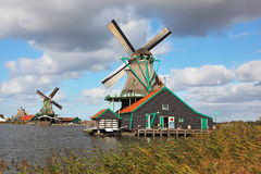 A old windmill Stock Image
