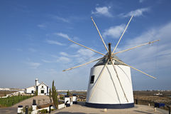 Free Old Windmill Royalty Free Stock Photos - 20460168