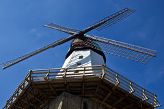 Free Old Windmill Royalty Free Stock Image - 27107836