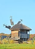 Old windmill Royalty Free Stock Photo