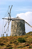 Old windmill of Aboim Royalty Free Stock Photos