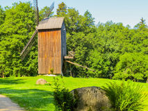 Old windmill, Estonia Royalty Free Stock Image