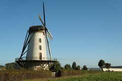 Old windmill Royalty Free Stock Images