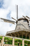 Old Windmill in Sanssouci Park, Potsdam, Germany, Europe Royalty Free Stock Photography