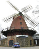 Old windmill in Turku, Finland Royalty Free Stock Images