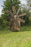 Old windmill Royalty Free Stock Photography