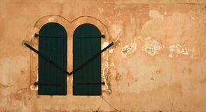 Old Window Royalty Free Stock Photos