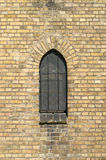 An old window. Stock Image