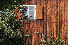 The old window Royalty Free Stock Photo
