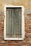 Old  window Royalty Free Stock Image