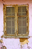 Old window. In house stock photography