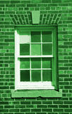 Old Window Background Stock Photos