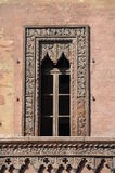 Old window on a building Stock Photography
