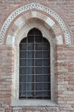 Old window on a building Royalty Free Stock Photos