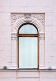 Old window in the Classical style Stock Image