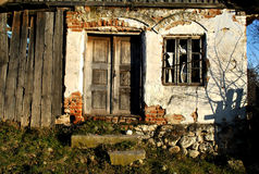 Old Window and door Stock Images
