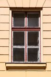Old window in Hungary Royalty Free Stock Images