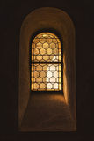 Old Window and Light Royalty Free Stock Photo