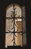 Old window Malta Stock Photo