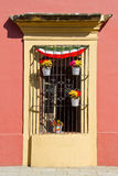 Old window in Mexico Stock Images