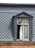 Old window on the roof Royalty Free Stock Photography