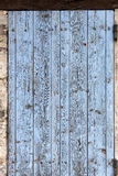 Old window shutters, closed Royalty Free Stock Photos