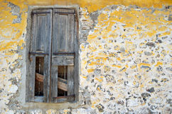 Old Window Shutters Royalty Free Stock Photo