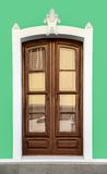 Old window from Tenerife, Spain Royalty Free Stock Image