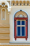 Old window from Timisoara, Romania 2 Royalty Free Stock Image