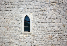 Old window from Turkish period Royalty Free Stock Images