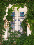 Old Window in Valldemossa Royalty Free Stock Image
