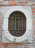 Old window in Venice Stock Photo