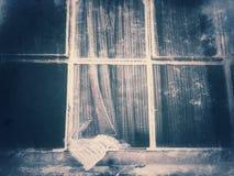 Old window in vintage look Stock Photo