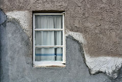 Old Window and Wall Stock Images