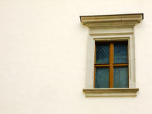 Old Window. In the Wall of old Building Royalty Free Stock Images