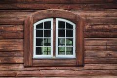 Old window stock photo