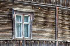 Old window Stock Image