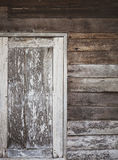 Old window of wooden house Royalty Free Stock Photo